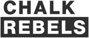 CHALK REBELS : use less chalk