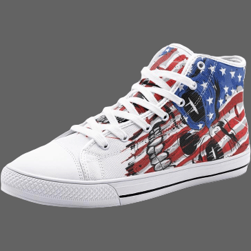 Chaussures style Convers crane USA - Chaussures
