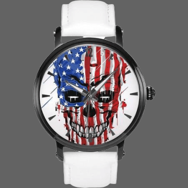 Montre Crane USA Exclusive | Tetes-de-mort.com