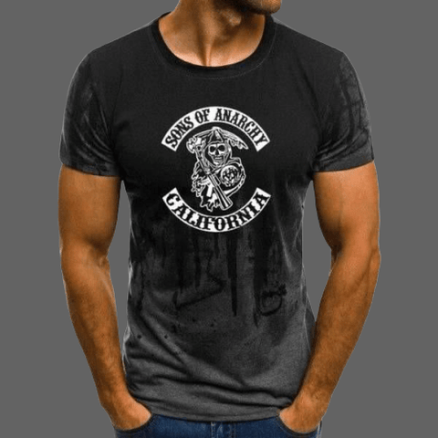 T-shirt design Sons of Anarchy - 804 / XL - T-shirt
