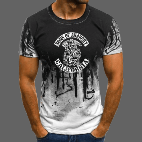 T-shirt design Sons of Anarchy - 801 / L - T-shirt