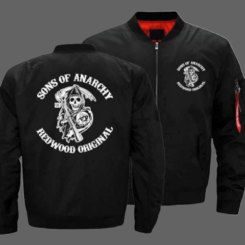 Blouson Sons of Anarchy | Tetes-de-mort.com