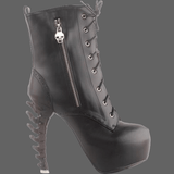 Boots talon os - 35 - Chaussures