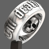 Bague Till Death Do Us Part - silver / 8 - Bague