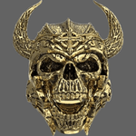 Bague guerrier Viking - gold / 10 - Bague