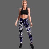 Leggings cranes mexicains - legging