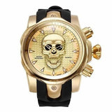 Montre pirate sport pour homme - Or - montre