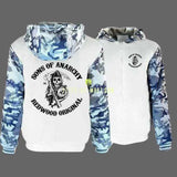 Sweat à capuche Sons of Anarchy - Hoodies 8 / XL - Sweat