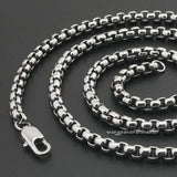 Collier Pirate en argent - Collier