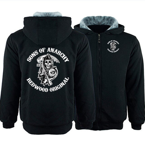 Hoodie Sons of Anarchy