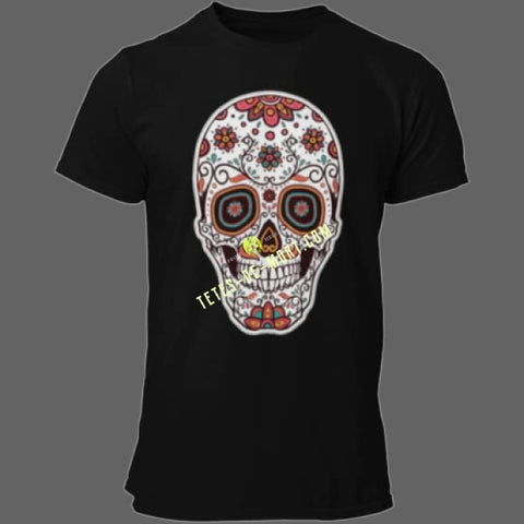 T-shirt exclusif crane Mexicain - T-shirt