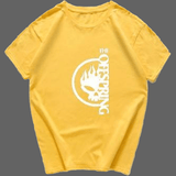 T-shirt Offspring - W325MT yellow / XS - T-shirt