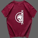 T-shirt Offspring - W325MT wine red / XS - T-shirt