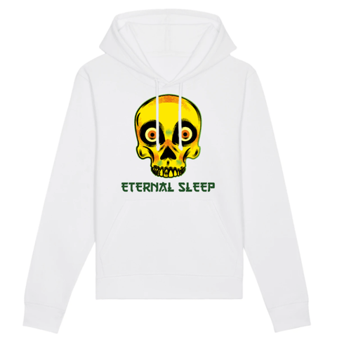Sweat à capuche Eternel Sleep | Tetes-de-mort.com