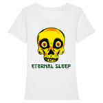 T-shirt femme Eternel Sleep - Blanc / XS - T-shirt
