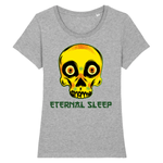 T-shirt femme Eternel Sleep - Gris / XS - T-shirt