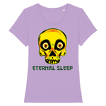 T-shirt femme Eternel Sleep - Lavande / XS - T-shirt