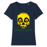 T-shirt femme Eternel Sleep - Marine / XS - T-shirt