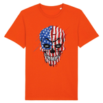T-shirt Crane USA - Orange / XS - T-shirt