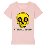 T-shirt femme Eternel Sleep - Rose / XS - T-shirt