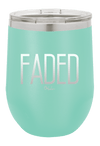 Faded Wine Tumbler - ohlulou.com