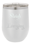 Sleigh Everyday Wine Tumbler