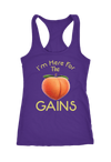 I'm Here For The Gains - ohlulou.com