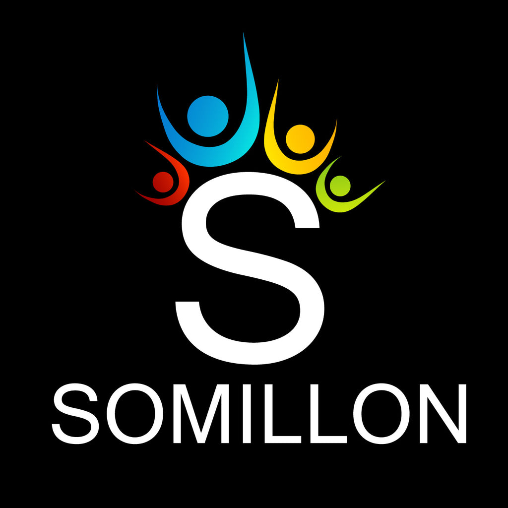 Logo redesign for Somillon 31 July 2015