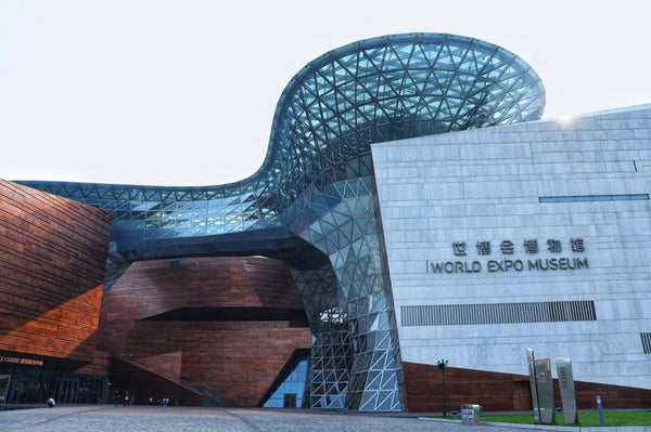 Bangladeshi Architect Shawlin Islam at the World expo museum China, shawlin mohd, shawlin, architect