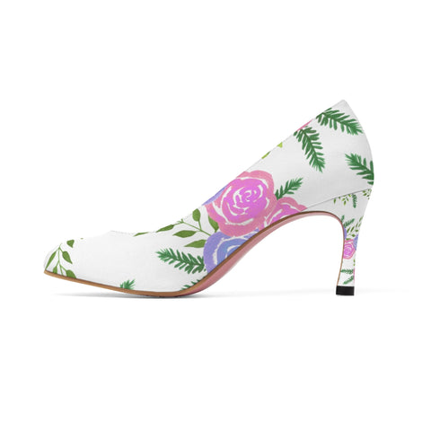 Ferns and roses pump shoes - Shawlin