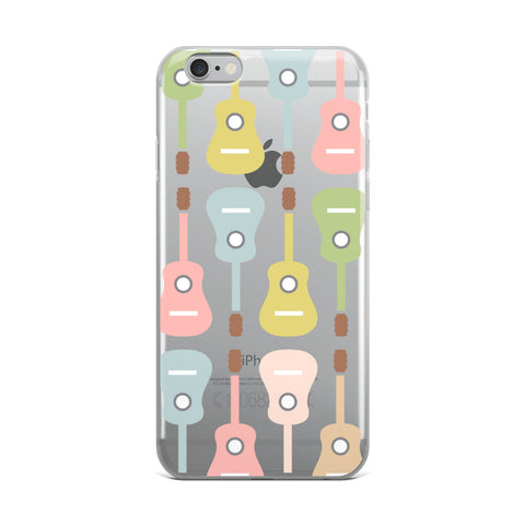 Guitarist iPhone Case - Shawlin