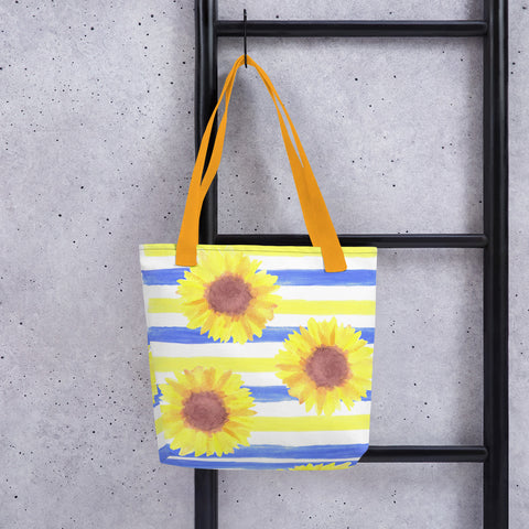 Sunflowers Tote bag - Shawlin