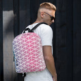 Soft colored travel Backpack - Shawlin