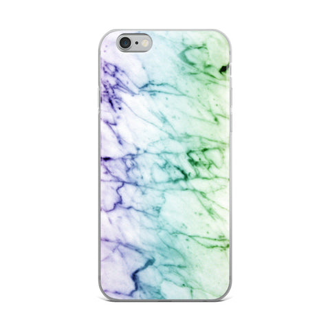 Marble texture iPhone Case - Shawlin