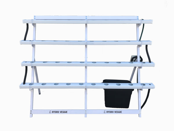 2M Hydroponic NFT System - Winter Special Marked Down Cost