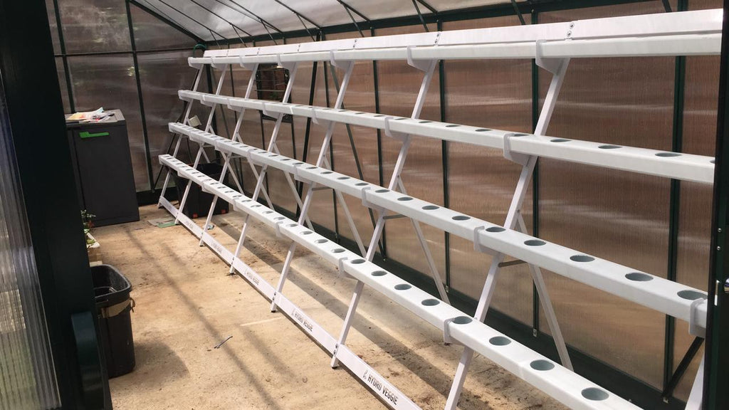 3-6 Meter Hydro Veggie Systems - Email us for a quote
