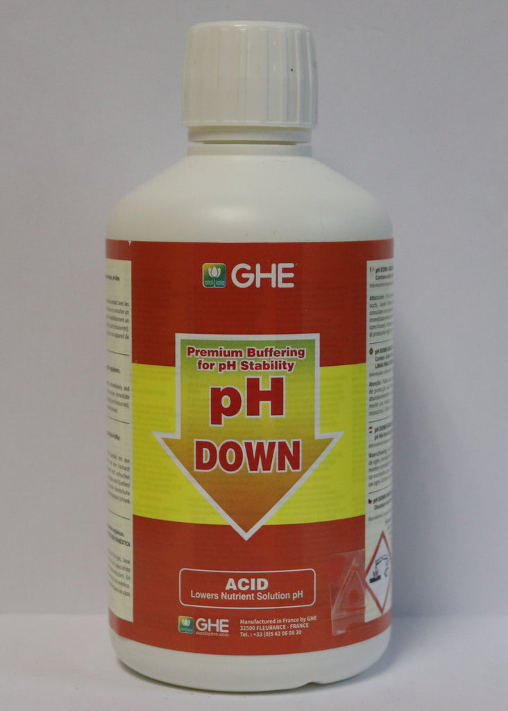 GHE Ph Down 0.5lt