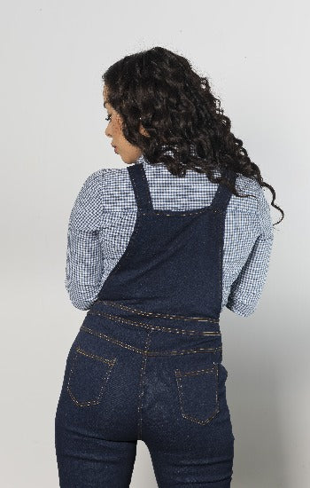 Denim Stretch Overall