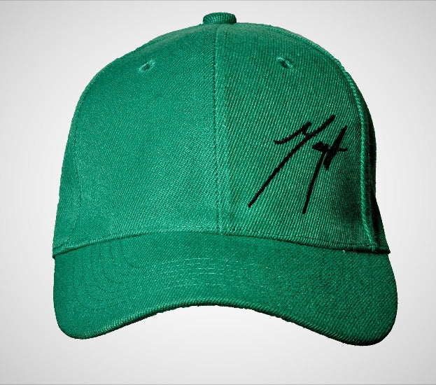 Cool Logo Cap - Green