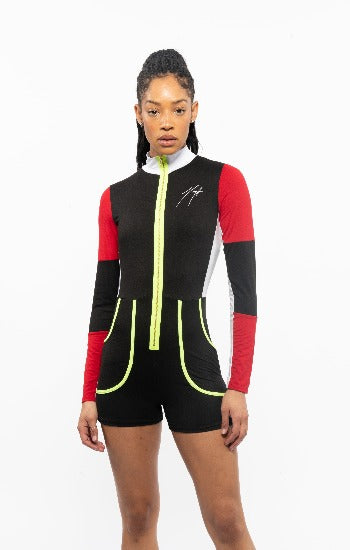 women sport suit jumpsuit one piece
