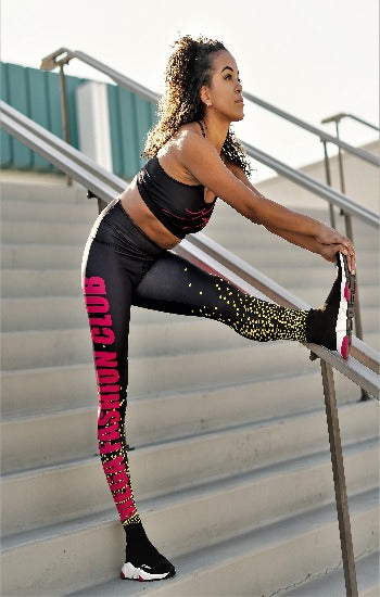 MFC-Legging and sports bra set