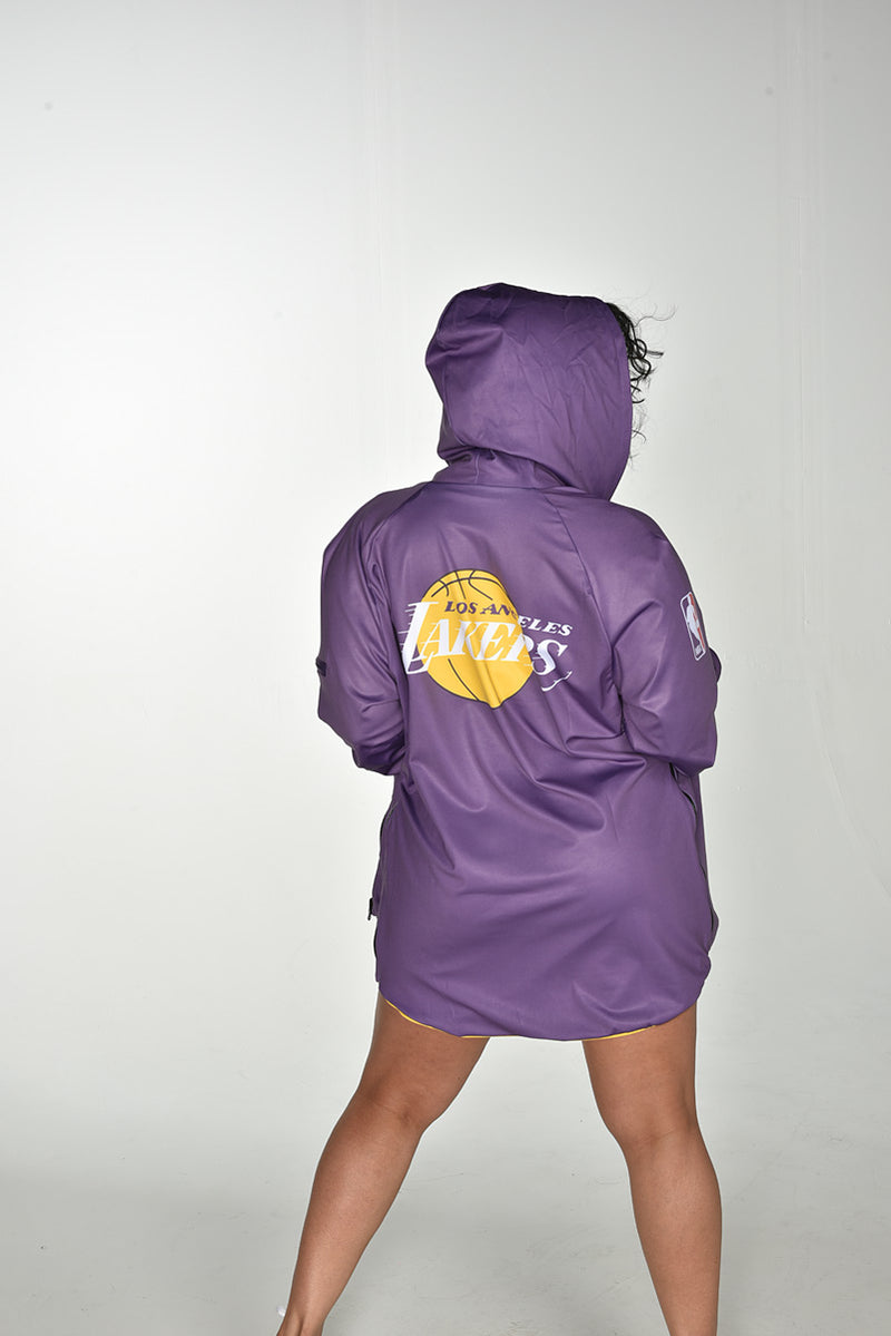 Lakers NBA Mega wrap and Lakers Bathing suite set