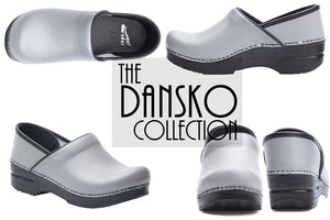 Dansko's (Toes and Heels)