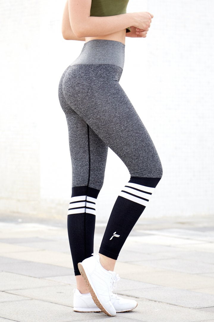 Elevate Stripe Leggings