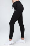 Black Pure Slim Jogger