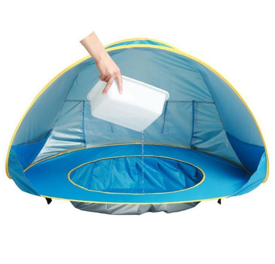 on sale e5831 64b29 The Best Baby Beach Tent UV-protecting