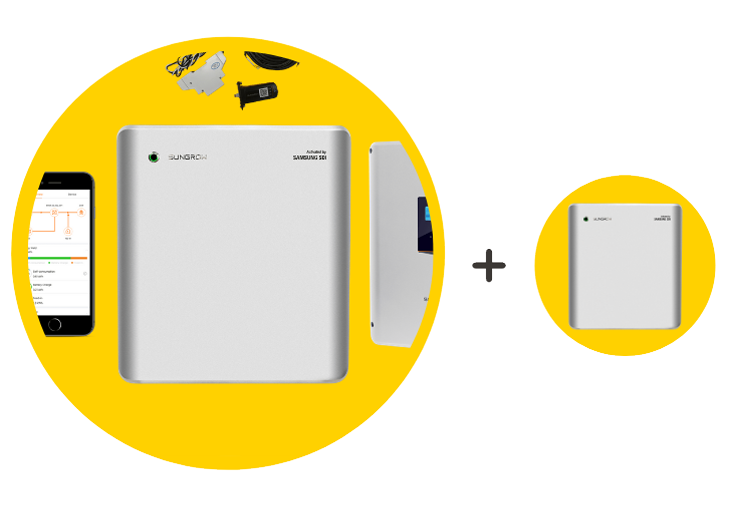 Sungrow Battery Package + 1x battery - $9950