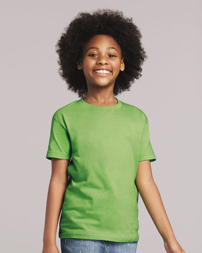 Gildan - Ultra Cotton® Youth T-Shirt - 2000B - Empyre9 LLC