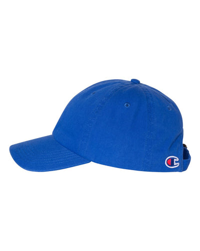 Champion - Washed-Twill Dad's Cap - CS4000 - Empyre9 LLC