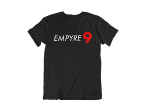 Empyre9 Classic Short Sleeved T-Shirt - Black